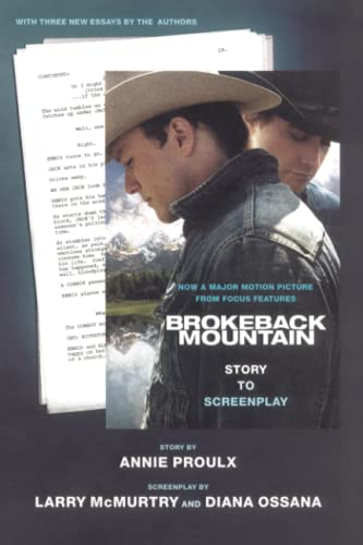 Brokeback Mountain, by Annie Proulx 2005 , Is&nbspEssay