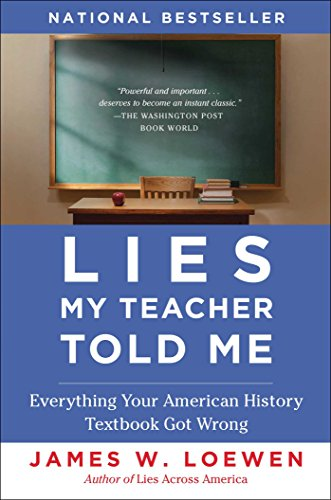 Lies My Teacher Told Me Book Cover Picture