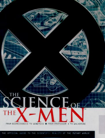 Science Of The X-Men Cover