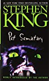 Book Cover: Pet Sematary By Stephen King