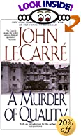 A Murder of Quality by  John Le Carre (Introduction) (Paperback) 