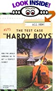 The Test Case (Hardy Boys, 171) by  Franklin W. Dixon, Franklin W. Dixon (Paperback)