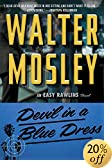Devil in a Blue Dress : Featuring an Original Easy Rawlins Short Story Crimson Stain by  Walter Mosley (Author) (Paperback)