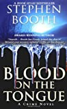 Blood on the Tongue by  Stephen Booth (Author) (Mass Market Paperback)