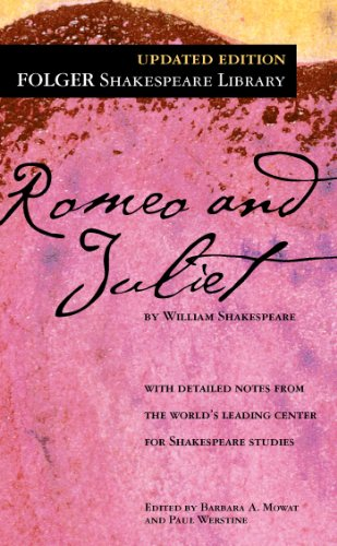 Romeo and Juliet (Folger Shakespeare Library) - William ShakespeareDr. Barbara A. Mowat, Paul Werstine Ph.D.