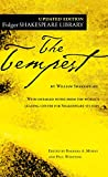 Book Cover: The Tempest by William Shakespeare
