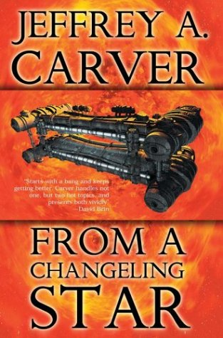 A Changeling Star by Jeffrey A. Carver