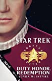 Duty, Honor, Redemption (Star Trek: All)