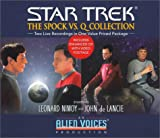 The Spock vs. Q Collection (Star Trek) [gift set] [audio CD]