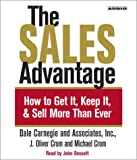 Buy The Sales Advantage: How to Get it, Keep it, and Sell More Than Ever from Amazon