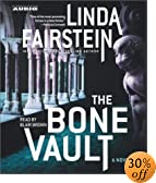 The Bone Vault : A Novel [ABRIDGED] by  Linda Fairstein, Blair Brown (Narrator) (Audio CD)