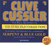 The Numa Files Gift Set [ABRIDGED] by  Clive Cussler, David Purdham (Narrator) (Audio CD)
