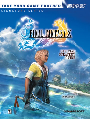 Final Fantasy Limited Edition Strategy Guide by Dan Birlew