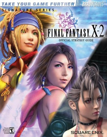Final Fantasy X-2 Strategy