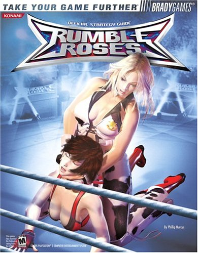 Rumble Roses Osg (Official Strategy Guides (Bradygames))