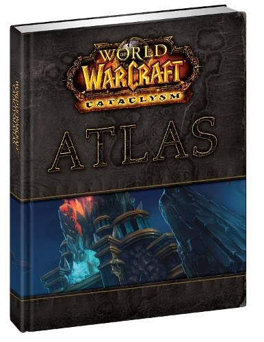 World of Warcraft Cataclysm Atlas