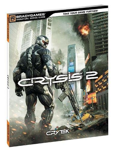 Crysis 2 Official Strategy Guide (Bradygames Signature Guides)
