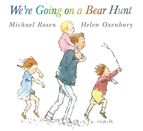 We're Going on a Bear Hunt (Walker story board books)
