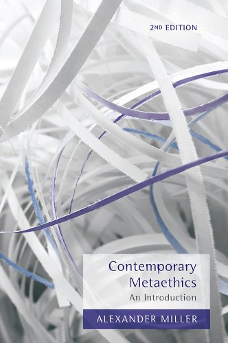 Contemporary Metaethics: An Introduction Book Cover Picture
