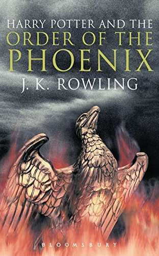 HARRY POTTER AND THE ORDER OF THE PHOENIX ADULT EDITION