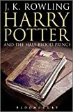 Harry Potter and the Half-Blood Prince (Harry Potter 6)(UK)<br />[Adult edition]
