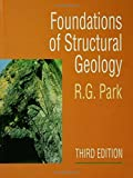 Foundation of Structural Geology by R. G. PARK