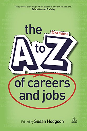 The A-Z of Careers and Jobs |