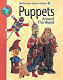 cover of Puppets Around the World (Discover Other Cultures S.)