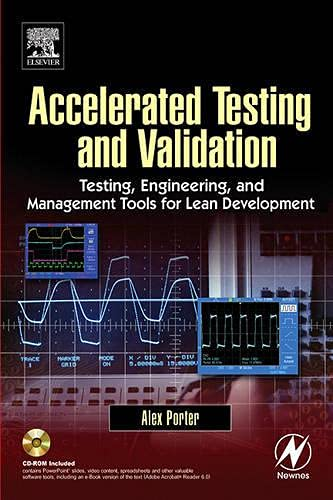 PDF Accelerated Testing and Validation Testing Engineering and Management Tools for Lean Development