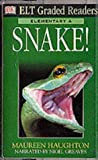 Dk ELT Graded Readers: Snakes (Audio Cassette) (ELT READERS)