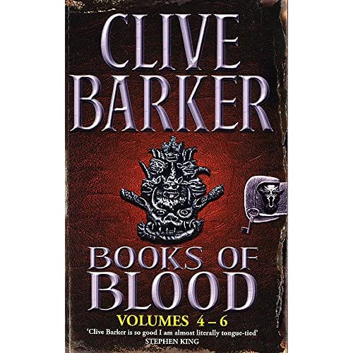 Books of Blood: Volumes 4-6