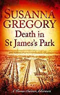 Death in St James's Park by Susanna Gregory