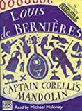 Cover Image of Captain Corelli's Mandolin by Louis de Bernieres published by Chivers Audio Books
