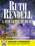 A New Lease of Death by  Ruth Rendell, Nigel Anthony (Reader) (Audio Cassette - June 1998)