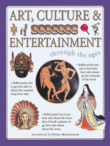 Art, Culture & Entertainment: Through the Ages