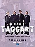 25 Years of Taggart cover