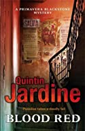 Blood Red by Quintin Jardine