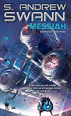REVIEW: Messiah by S. Andrew Swann