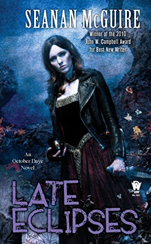 Late Eclipses (October Daye, Book 4)