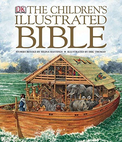 The Children\'s Illustrated Bible
