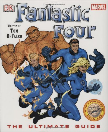 Fantastic Four: The Ultimate Guide Cover