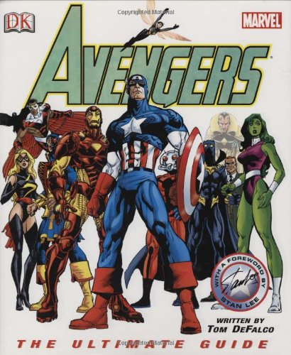 Avengers: The Ultimate Guide Cover