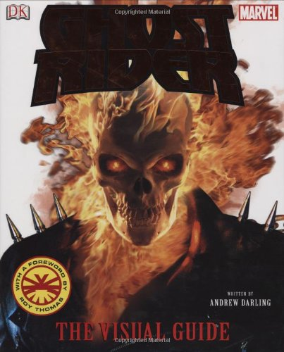 Ghost Rider: The Visual Guide Cover