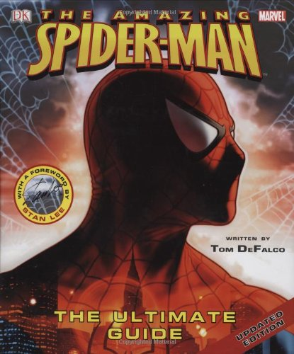 Spider-Man: The Ultimate Guide (2007 Edition) Cover