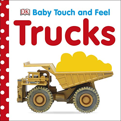 Baby Touch and Feel: Trucks (Baby Touch & Feel) - DK