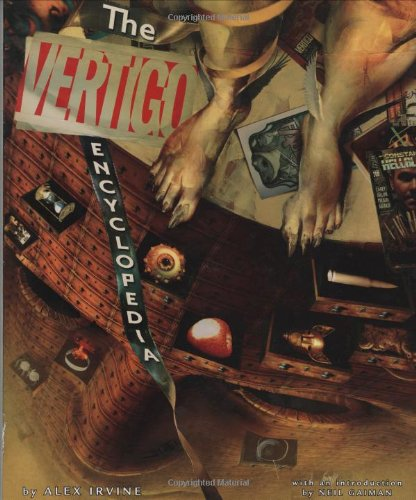 The Vertigo Encyclopedia cover