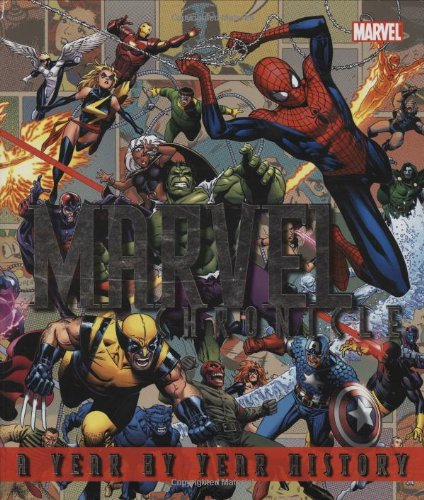 Marvel Chronicle cover