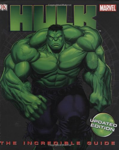 Hulk: The Incredible Guide (2008 Edition) Cover