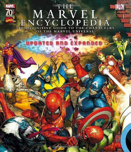 The Marvel Encyclopedia cover