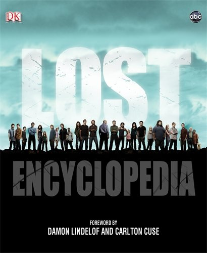 Lost Encyclopedia cover